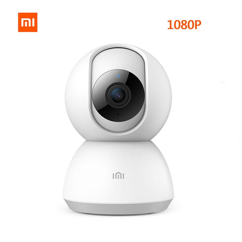 Original Xiaomi Mijia 1080 P Smart Kamera Ip Cam Webcam Camcorder 360 Winkel Wifi Drahtlose Nachtsicht Xiaomi Baby Monitor