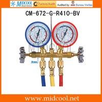 Barato Colector de prueba de latón de cristal de visión CM 672 G R410 BV