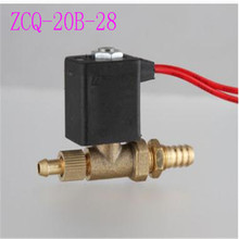 ZCQ-20B-28 digital multi-function welding machine industrial plasma cutting solenoid valve
