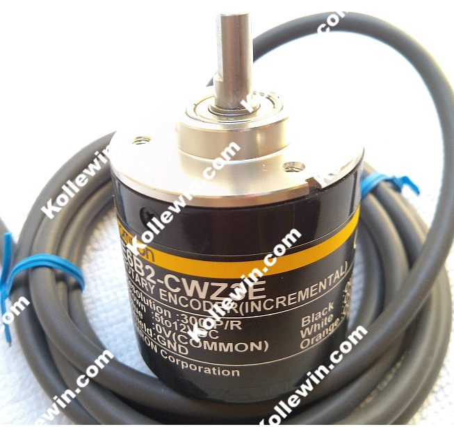 Free shipping OMR E6B2-CWZ3E 3000P/R Rotary Encoder E6B2CWZ3E 3000P/R NEW in Box free manual and installation instruction omr optical rotary encoder e6b2 cwz5g 2048p r e6b2cwz5g 2048p r free manual and installation instruction