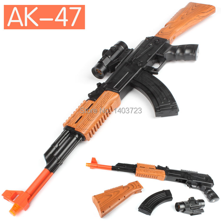 Hot 2017 Free Shipping Toy Guns Rifle Electric Toy Gun