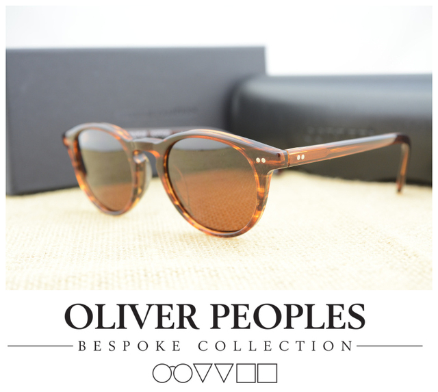 248fb559f7cc9 Free Shipping Vintage mens and womens sunglasses oliver peoples Riley-K  polarized sunglasses retro designer men brand