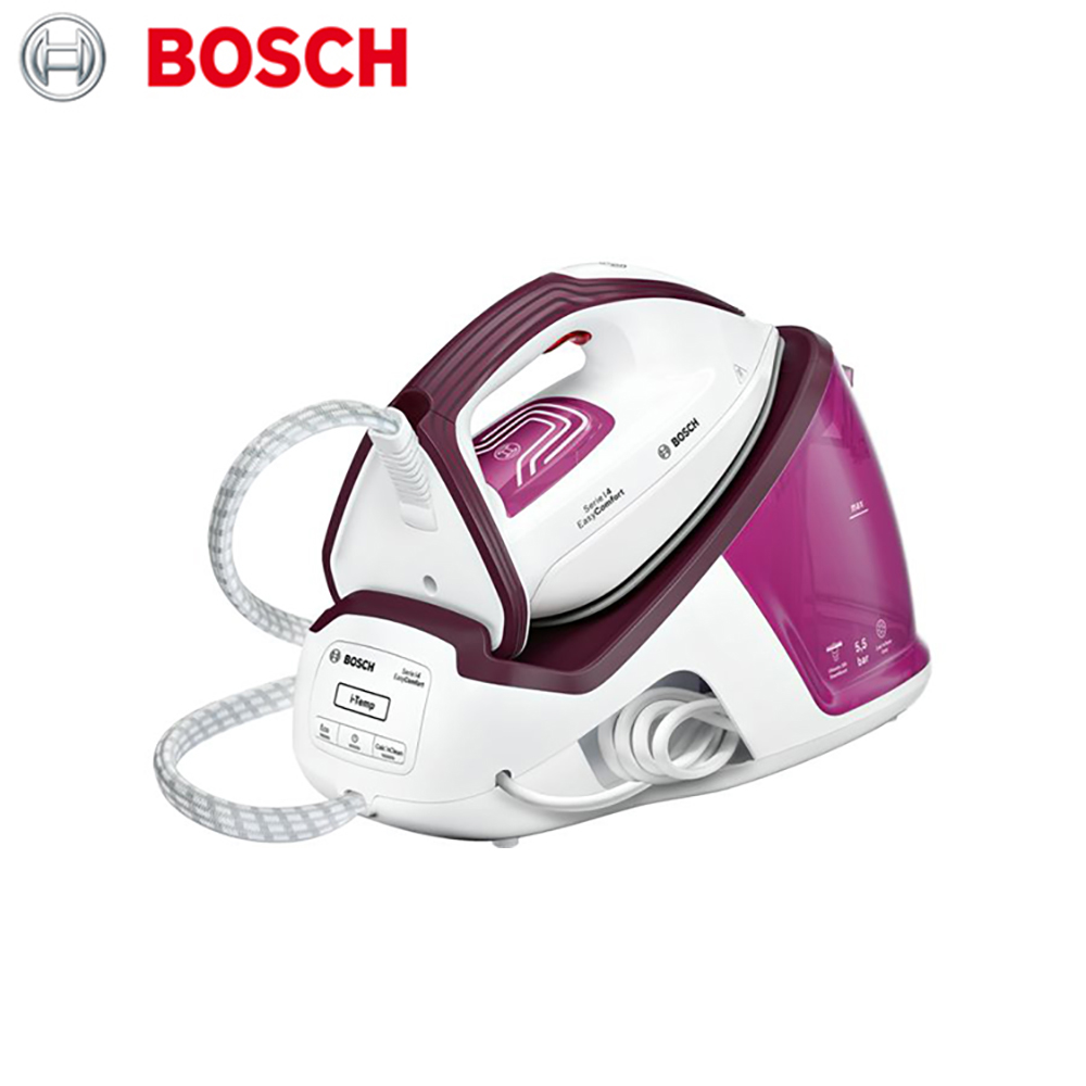 лучшая цена Electric Irons Bosch TDS4020 household appliances laundry steam iron ironing clothes