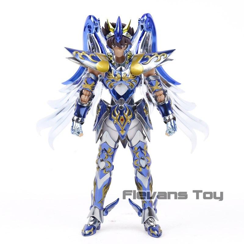 GREAT TOYS GreatToys GT EX Pegasus Saint Seiya Soul of Gold SOG V4 Metal Armor Myth Clot Model Toy Action Figure bracket model soul bracket stand for stage act robot saint seiya toy figure t026