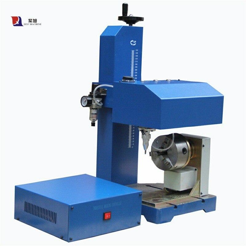CNC Automatic Round Metal Marking MachineCNC Automatic Round Metal Marking Machine