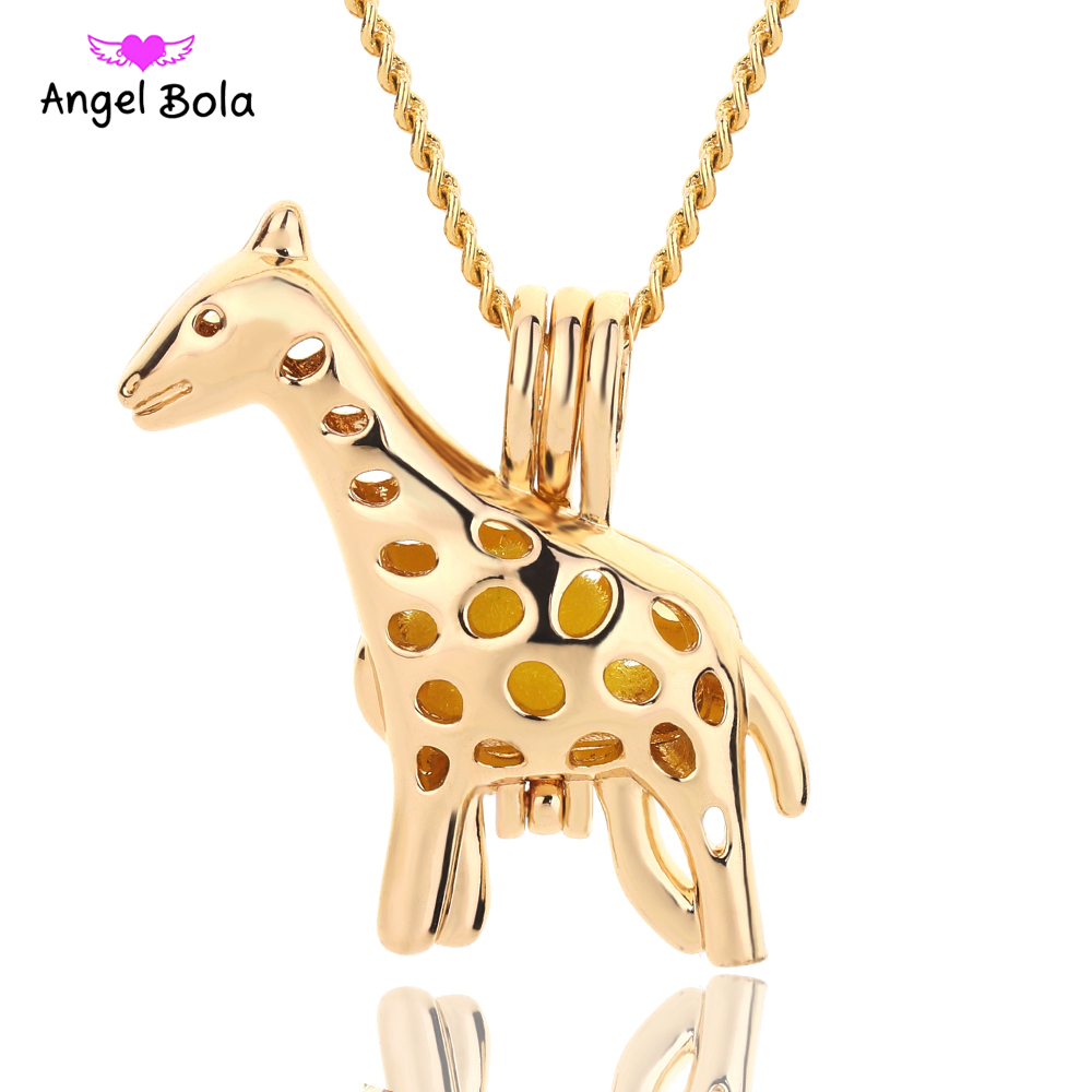 10PCS/LOT Angel Bola Jewelry Yoga Aromatherapy Essential Oils Surgical Perfume Diffuser Necklace Drop Shipping L176