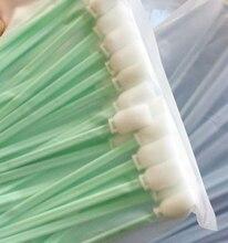 Solvent Foam Getipt Wisser indoor outdoor Roland Mimaki Mutoh Grootformaat Inkjet Printer voor Epson printkop reinigen