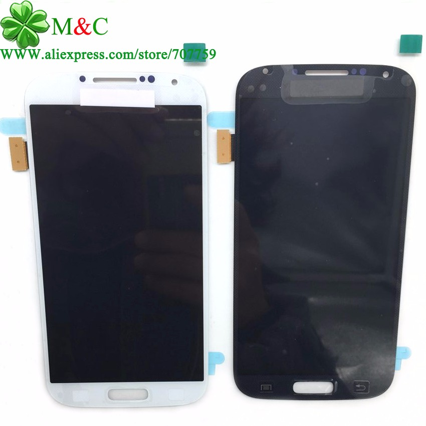 New Tested S4 LCD Touch Panel For Samsung Galaxy S4 i9500 i9505 i337 LCD Display Touch Screen Digitizer Assembly Free Post brand new i9505 lcd screen display for samsung galaxy s4 i9500 i9505 i337 i545 lcd with touch digitizer glass panel frame