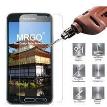 8399c337ca3 2.5d 9 h vidrio templado para Samsung Galaxy S5 protector de pantalla  teléfono Películas protector