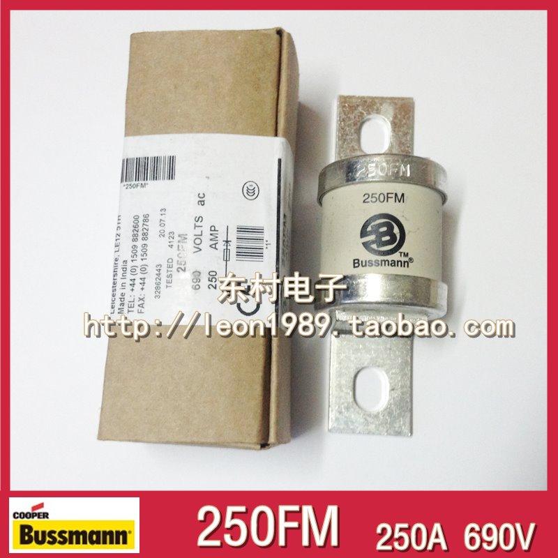 US BUSSMANN fuse BS88: 4 fuses 250FM 250A 350FM 350A 690V american original fuse bussmann 170m1371 170m1371d 250a 690v fuse