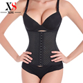 Waist cincher Shapewear black steel boned Underbust Corset tops outerwear Sexy hot shapers weight loss corselet plus size 6xl