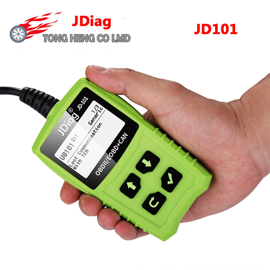 Jdiag Jd101 Car Diagnostic Tool Code Reader Auto Scanner Engine Other Obd2 Vehicle Tools Vchecker T701 Circuit Tester Pencil Light Eobd With