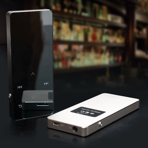 Image 5 - MP3 Player with bluetooth touch screen hi fi fm radio mini USB mp3 sport MP 3 HiFi music player portable metal walkman