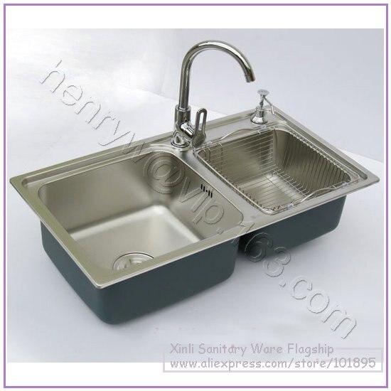 Undermount Kitchen Sink With Drainer luxury undermount kitchen sink promotion-shop for promotional