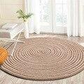 Трикотажные круглые ковры для гостиной  компьютерное кресло  коврик для детской комнаты  игровой тент  напольный коврик  коврик для гардеро...