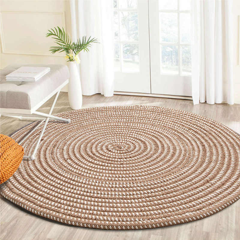 Living Room Computer Chair Area Rug