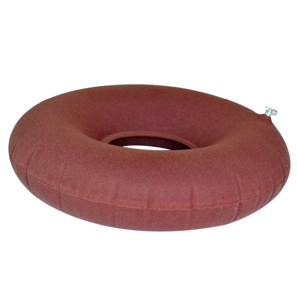 5Pcs Medical Supplies Air Cushion Inflatable Pvc Ring Round Seat Hemorrhoid Pillow Donut Emerods Pads For Buttock Health Care neck ring no need pump air more safety non inflatable swim ring free inflatable baby neck swimming ring 3 36months bath toy gift