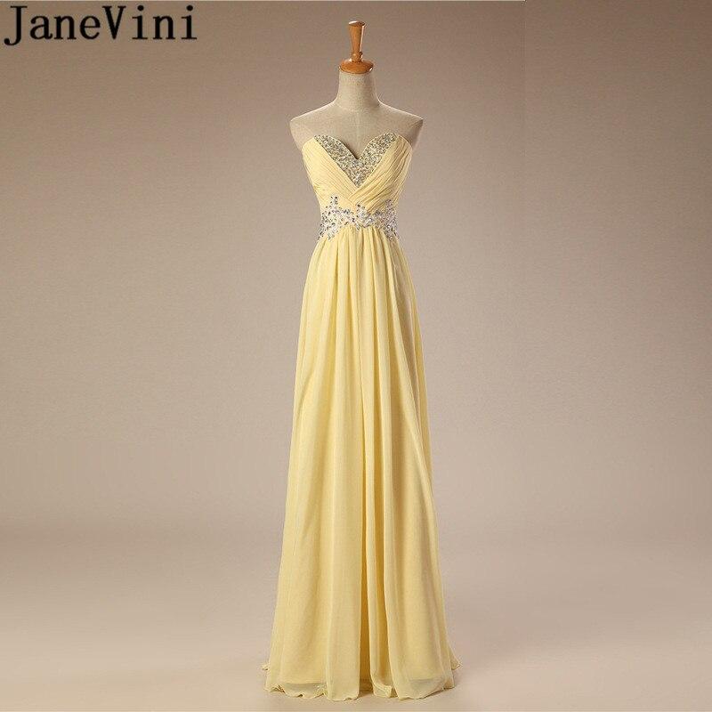 90d09f04020 JaneVini элегантное милое длиной до пола длинное свадебное платье для  гостей вечерние для вечеринки халат свадебные