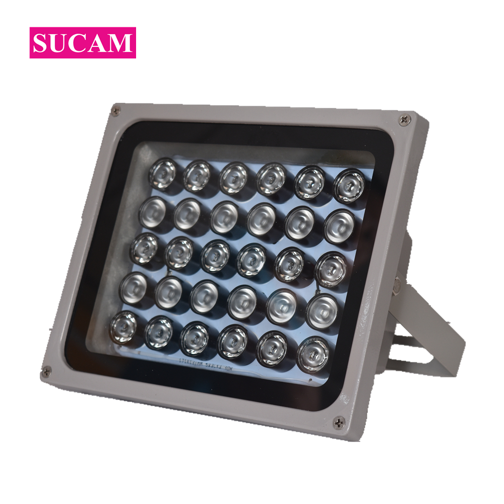 30 Array IR Fill Leds Illuminator Light CCTV Infrared AC 220V Waterproof Lights For CCTV Camera Night Vision Outdoor