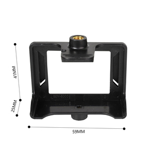 Image 5 - Belt Action Portable Easy Install Protective Photo Accessories Mount Frame Case Sport Camera Backpack Clip For SJ4000 SJ9000