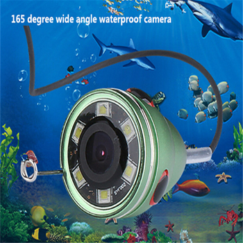 DC5V 1A or 2A  Cable Fish Finder LED Underwater Camera Fishing Night 15M
