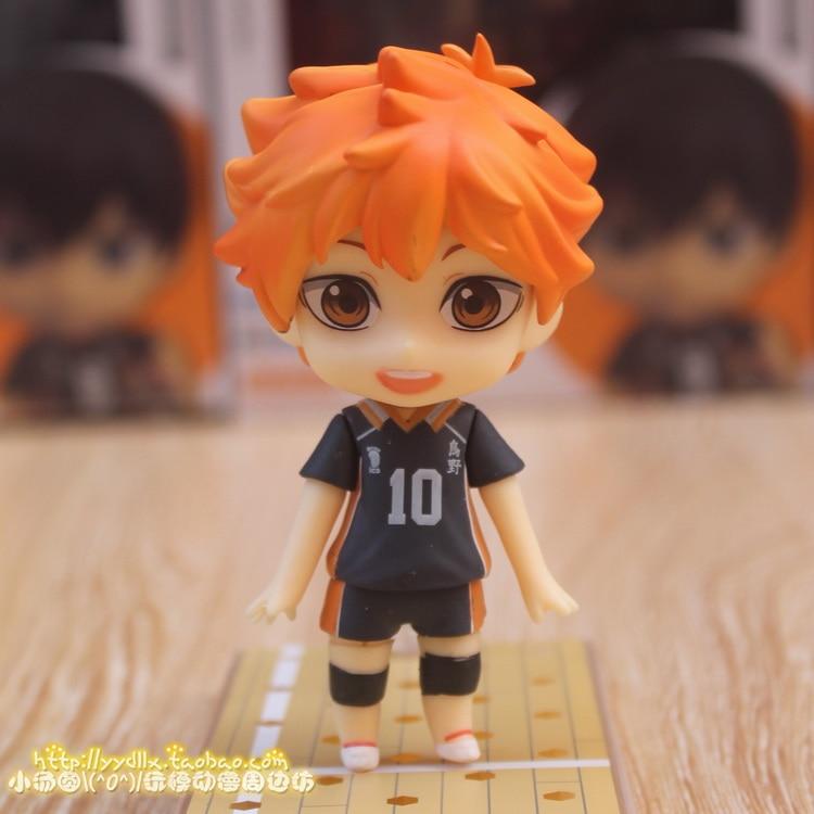 Hot Sale Sport Volleyball Comic Anime Haikyuu !! Shoyo Hinata 461 #  Action Figure 2