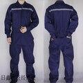 M-4XL! 2016 NUEVOS hombres de la ropa 100% algodón de una sola pieza sobretodo ropa de trabajo de herramientas de verano mono personalidad dj trajes del cantante