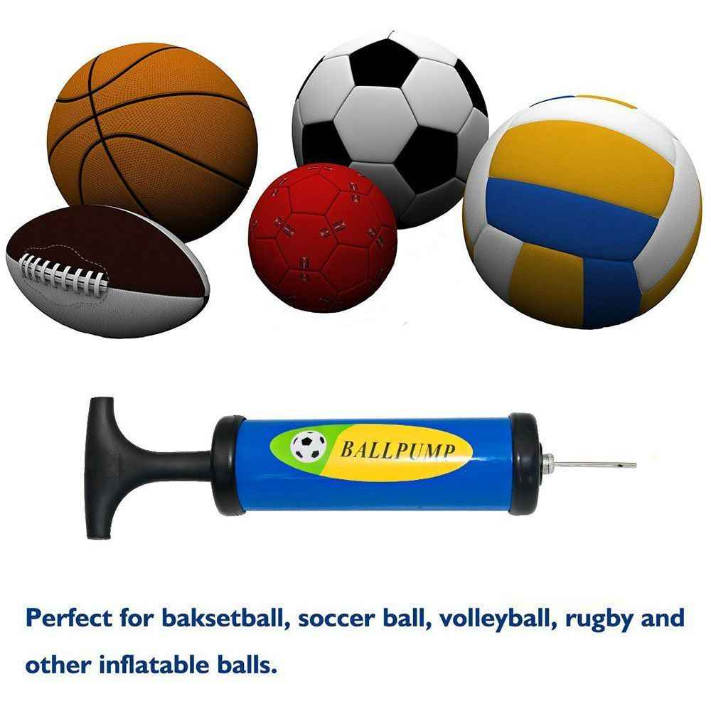 Lopbinte Inflator Ball Pump Needles Valve Set for Basketball Football Balloons Volleyball and Rugby