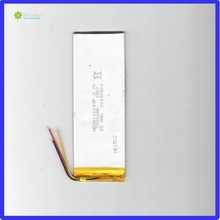 ZhiYuSun 3.7V chickness 3.8mm width 110mm length 145mm 3lines 7000mahpolymer lithium ion battery/Li-ion battery for tablet pc,;