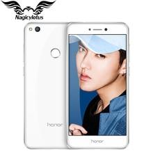 В наличии оригинал Huawei Honor 8 Lite 4 г LTE мобильный телефон 4 ГБ Оперативная память 32 ГБ Встроенная память KIRIN 655 Восьмиядерный 5.2 «FHD 1920*1080 P 12MP 3000 мАч