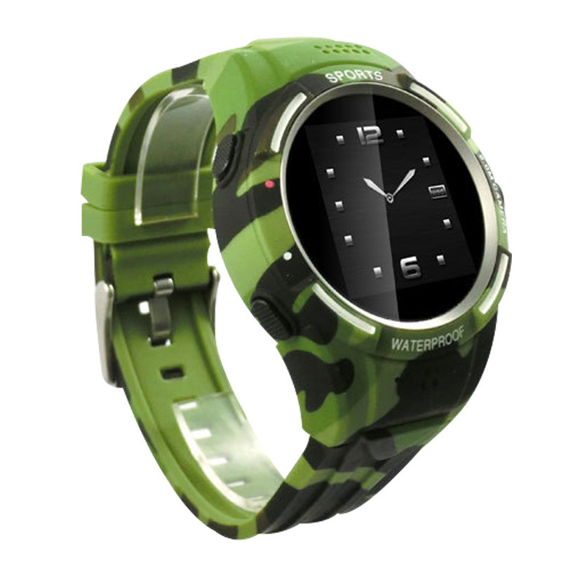 Sports Waterproof Smart Watch Altimeter Barometer Compass Thermometer Camouflage Plastic font b Smartwatch b font Android