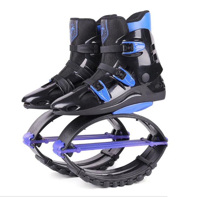 Unisexe Fitness Kangourou Saut Chaussures, costume pour corps poids 70 ~ 110 kg (154lbs-243lbs) taille 19/20 Rebond Rebond chaussures