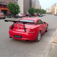 Z4 E89 Coupe Convertible Carbon Fiber ML Style Car styling Rear Wing Spoiler for BMW E89 Z4 18i 20i 23i 28i 30i 35i 2009 2014