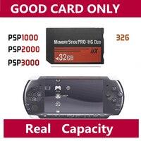 Full Capacity MS 4 8 16GB 32GB Memory Stick Pro Duo Memory Cards PRO HG Duo