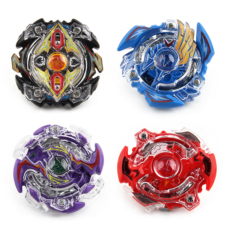 New Beyblade Set BB807D With Launcher And Handle Metal Funsion 4D Spinning Top B34 B35 B41 B59 With Original Box #E