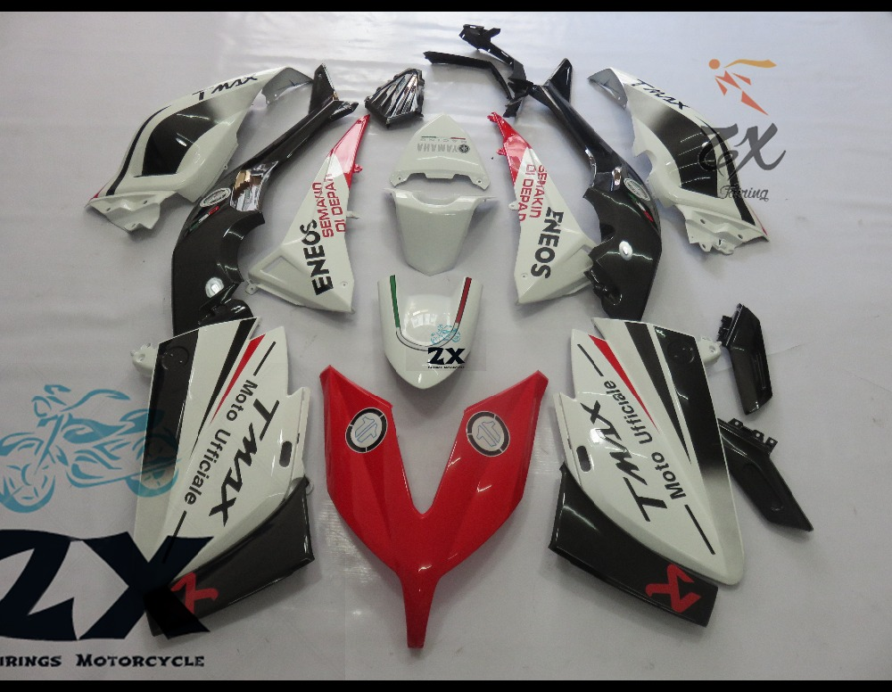 Fairings For Yamaha TMAX 530 2015 2016 T-Max ABS Plastic Kit Injection Motorcycle Fairing Kit tmax530 TMAX530 good quailty футболка с полной запечаткой для мальчиков printio halloween