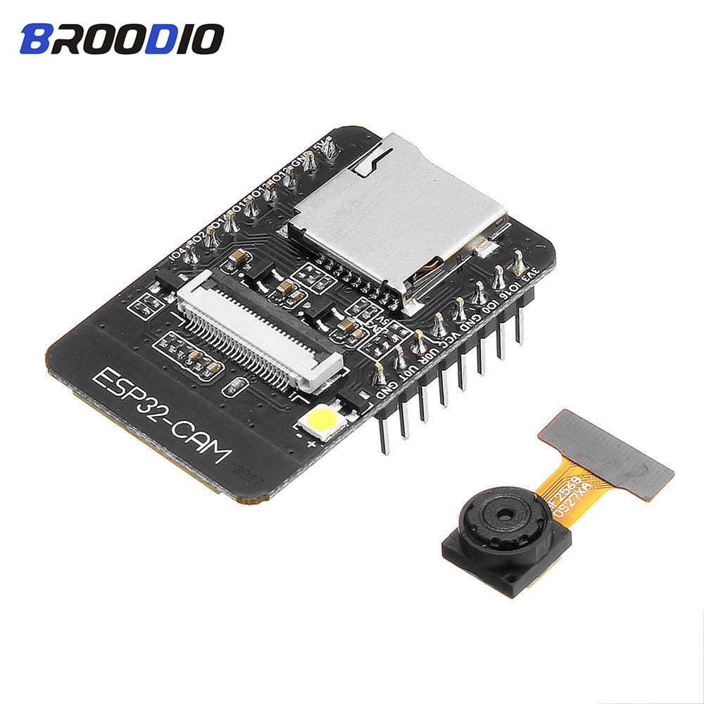 ESP32 ESP32 CAM Wifi + Bluetooth Module Camera Development Board With OV2640 ESP32 CAM 2MP TF Card Internet Of Things Module