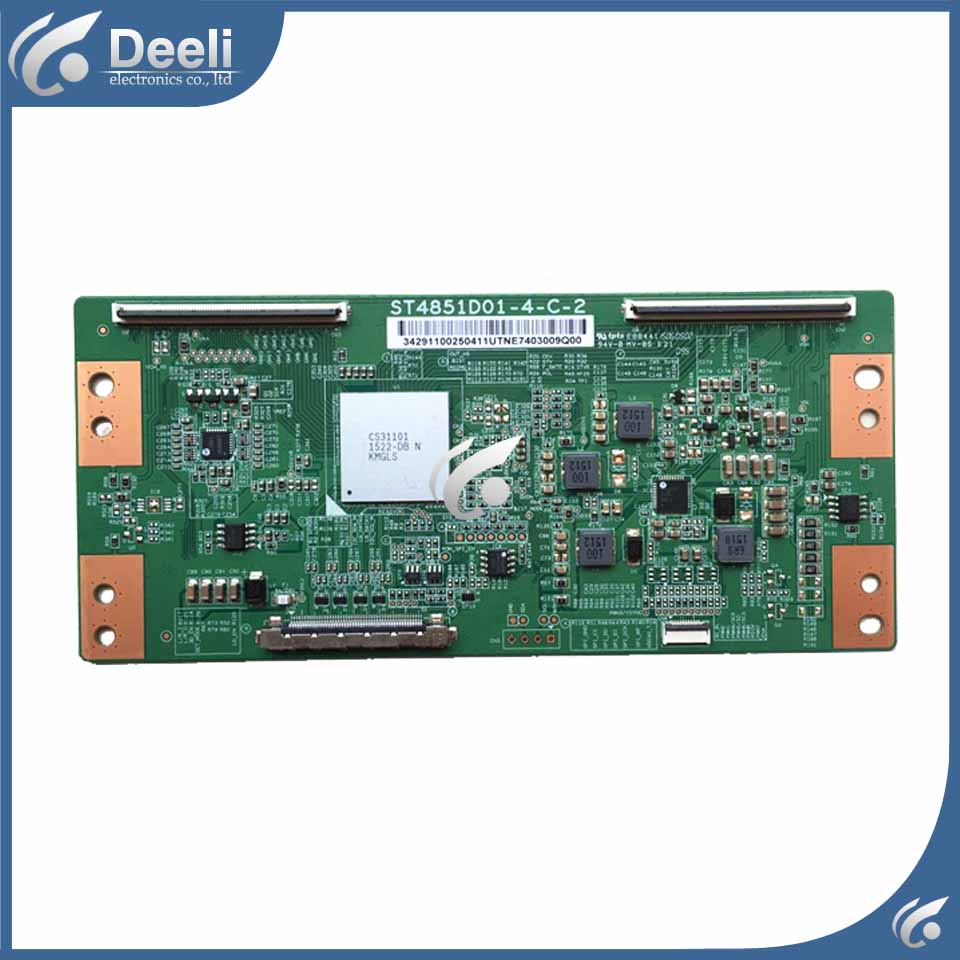 new board good working for logic board ST4851D01-4-C-2 used board for logic board lj41 08387a lj92 01705 working good