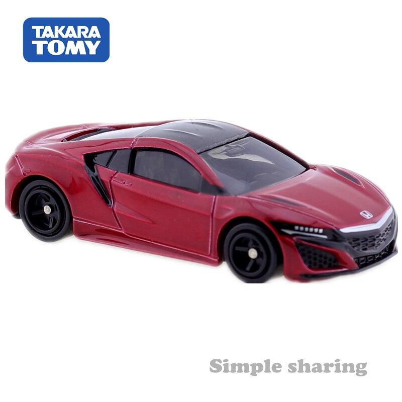 Tomica No.43 Honda NSX 1:62 Takara Tomy