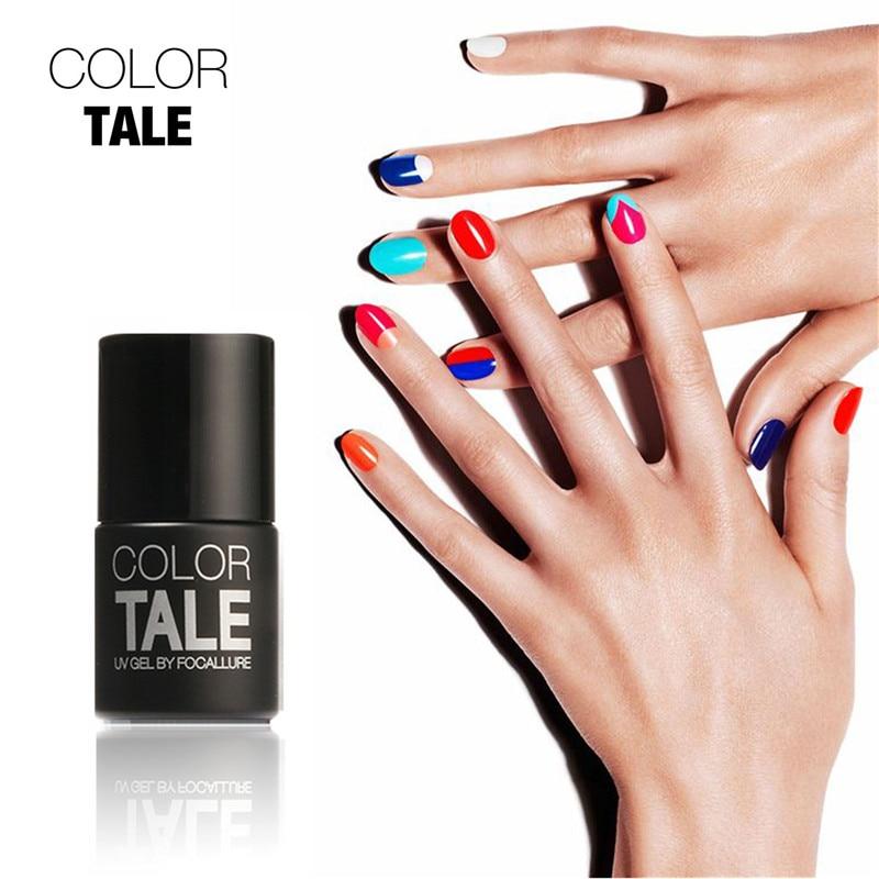 How Long Does Nail Polish Remover Last: √FOCALLURE Color Tale Gel Nail © Polish Polish UV Gel