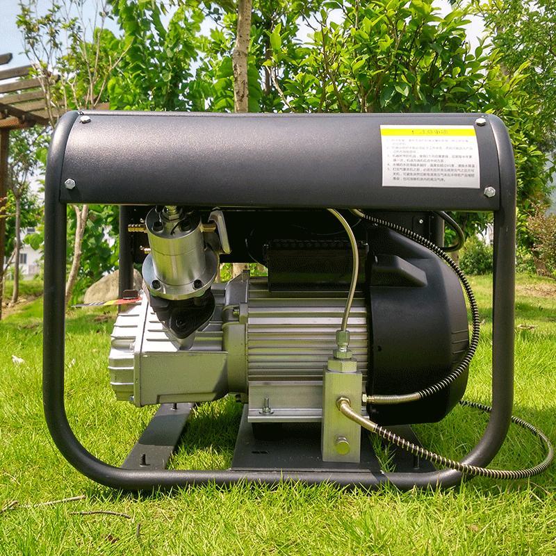 high-pressure air pump 2.2KW Double Cylinder Electric air pump inflator pump