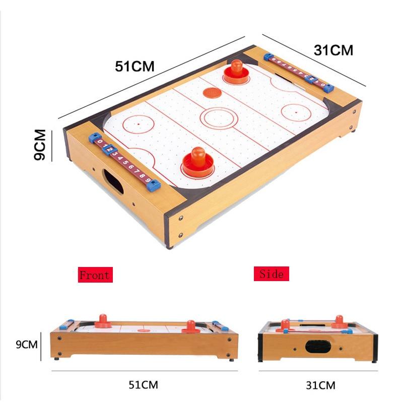 Мини хоккейные настольные шайбы, игрушки, настольные игры Hoceky, аксессуары, портативное семейное оборудование для игры со льдом, подарки для