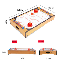 Mini Air Hockey Table Pucks Toys Table Hoceky Game Accessories Portable Family Ice Puck Game Equipment Kids Gifts Fast Shipping