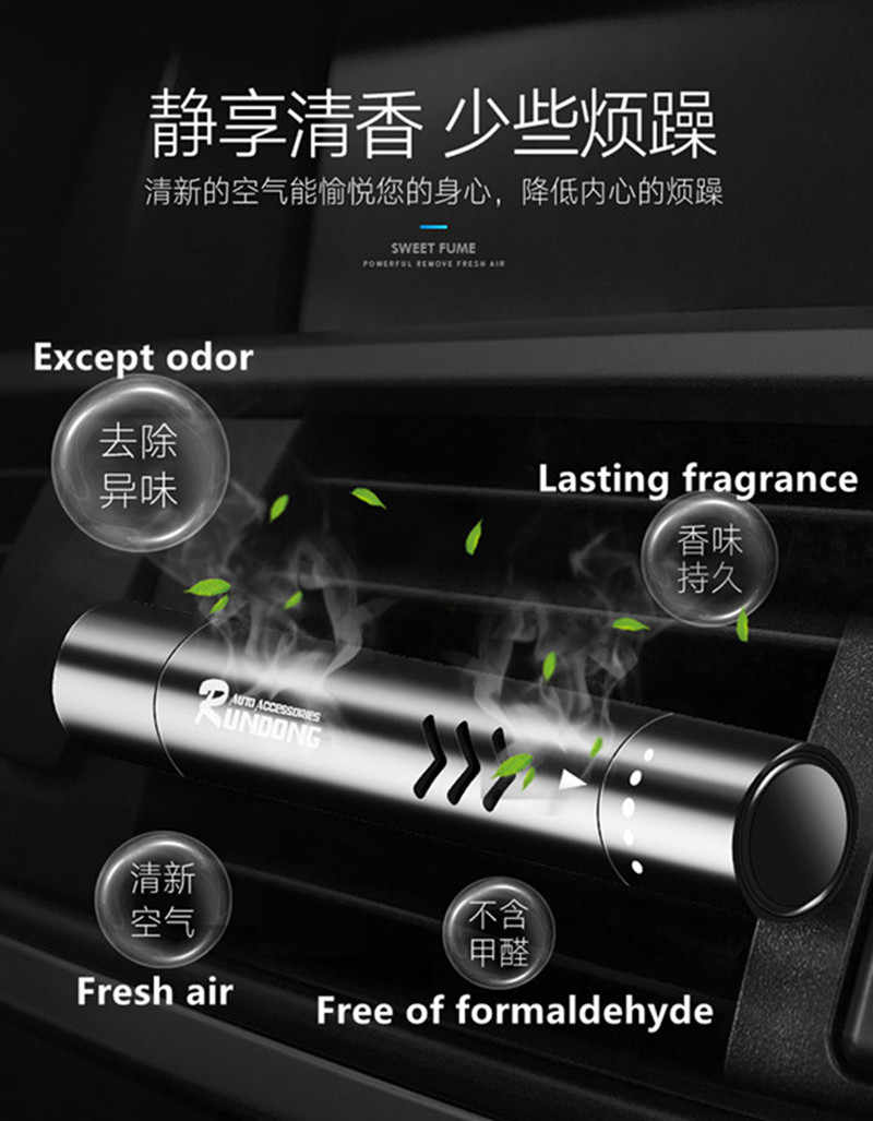 Car Air Outlet Perfume Long-lasting solid perfume For alfa romeo opel astra h ford polo kia ceed peugeot 308 peugeot 407 bmw f30