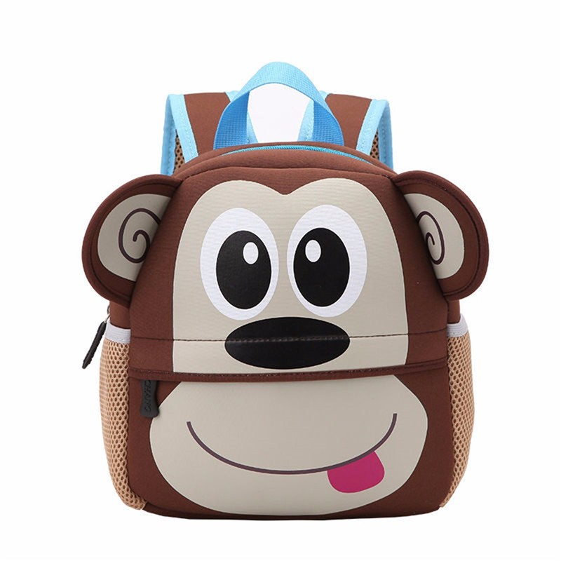 1c5c7386551b 2017 3D Cute Animal Design Backpack Kids School Bags For Girls Boys Cartoon  Shaped Children Backpacks   BestDealPlus