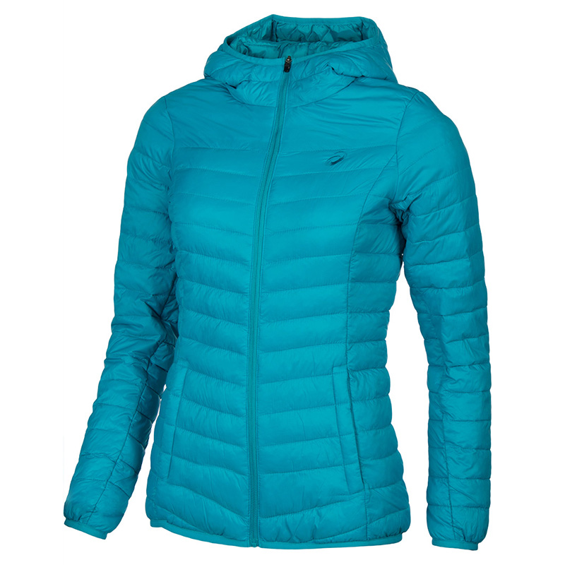 Female Jacket ASICS 134779-8065 sports and entertainment for women sport clothes available from 10 11 asics mountaineering t shirt 134610 8065