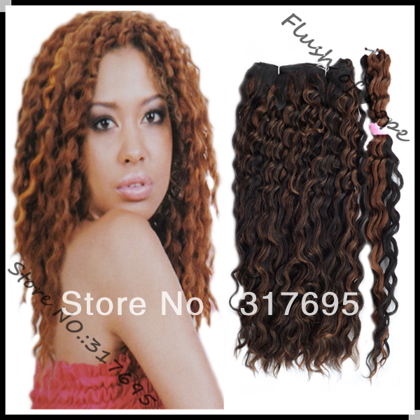 Hair Bulk For Free Noble Gold Runner Up Synthetic Hair Extensions