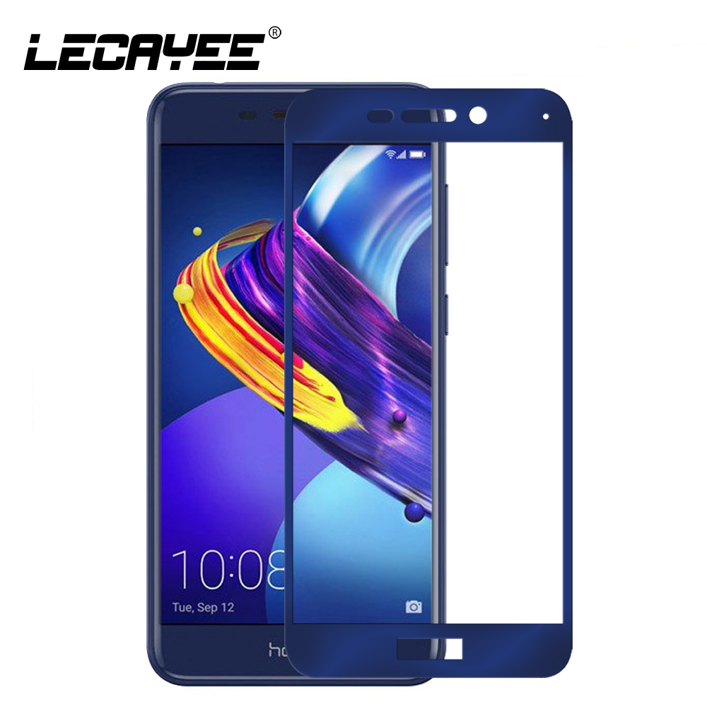 LECAYEE For Honor 6C Pro HD Full Cover Screen Protector For Huawei Honor 6C Pro Tempered Glass Protective Film Explosion-Proof
