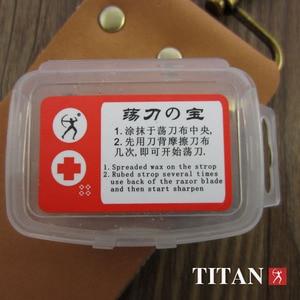 Image 5 - Titan Wooden handle mens shaving tools straight razor shave free shipping