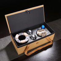 Hot Japanese boiled jugs boiled tea oven pottery tea set alcohol stove tea pottery teapot ceramic pot beam pot